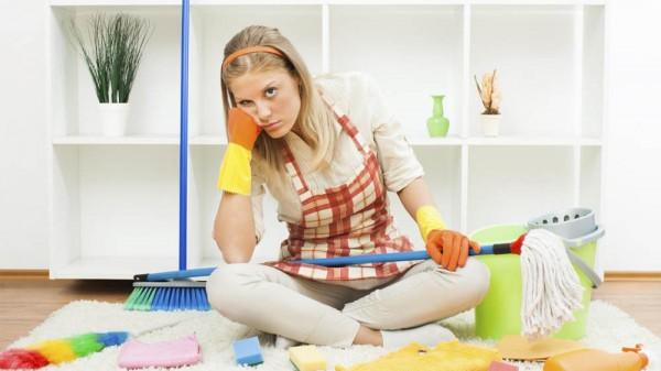 Уборка дома как сделать