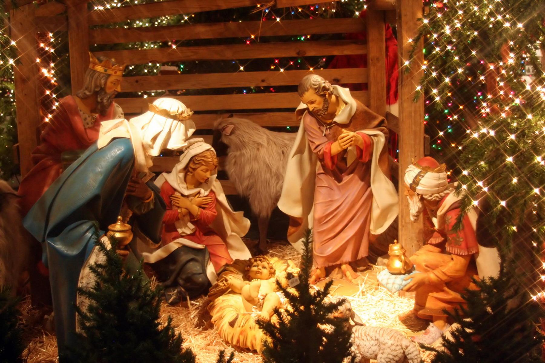 Когда рождество христово 2017 открытки