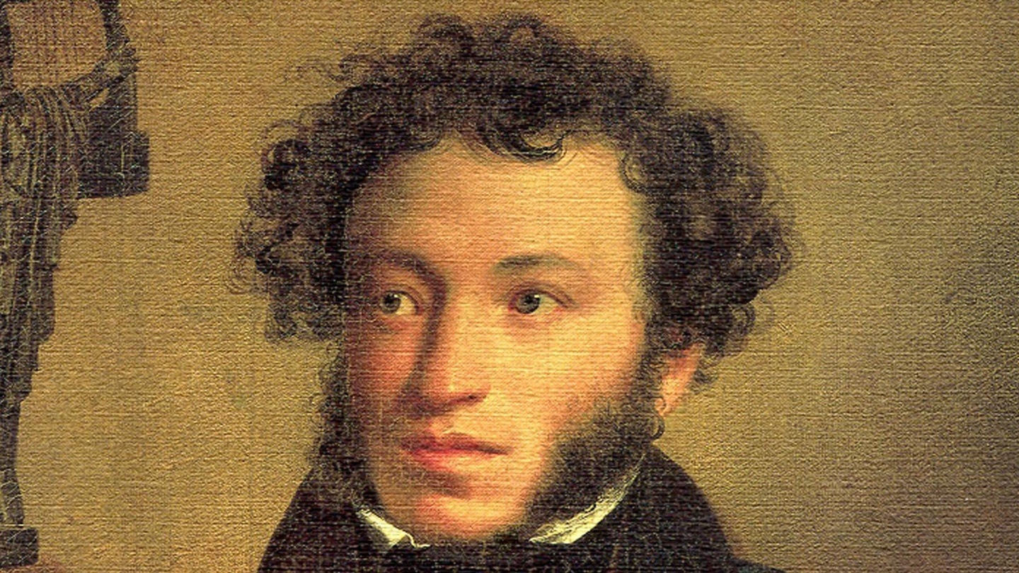 a biography of pushkin and his work
