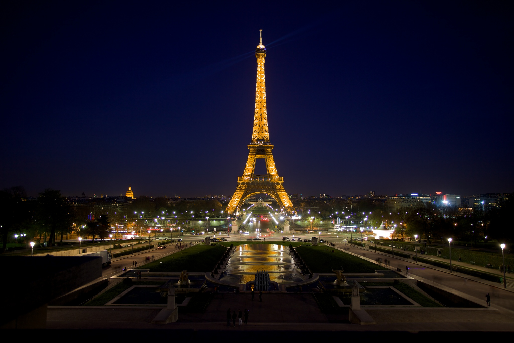 an examination of the eiffel tower a trademark of paris france Do night photos of the eiffel tower violate france, italy and belgium in effect this is saying that the group that manages the eiffel tower owns part of the.