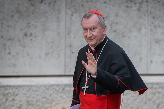 Кардинал Пьетро Паролин