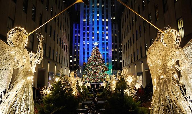 Символика Рождественской елки