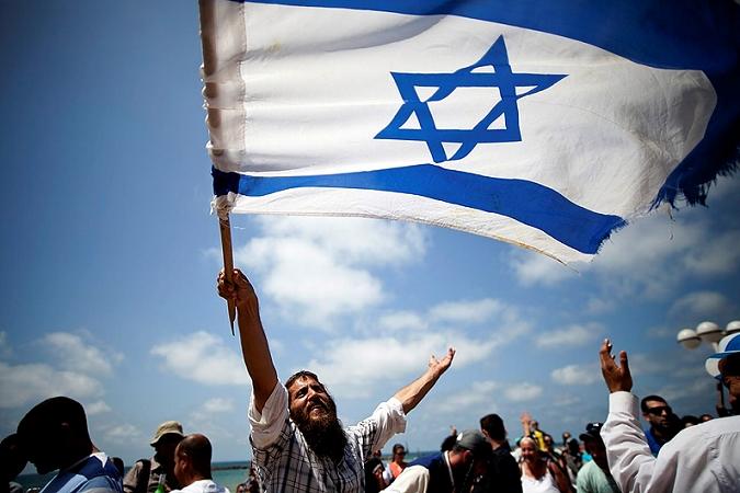 День независимости израиля стихи