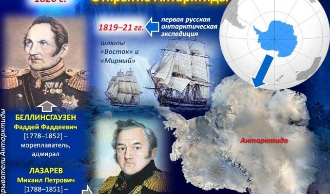 Президент решила, что Эстония открыла Антарктиду. А двести лет говорили, что русские исследователи